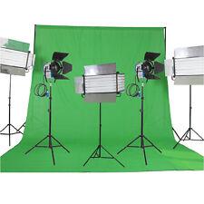Studio KIT 30 m² Pro Film Di Fresnel Tungsteno riflettori fluorescente Ligh
