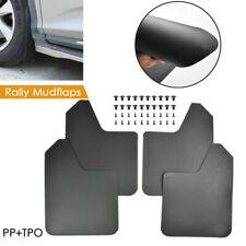 4x Mud Flaps Mudflaps Mudguards Splash Guard Kit For Toyota Car Suv Pickup Truck Fits Toyota