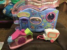 Littlest Pet Shop Little Lovin' Pet Playhouse Plus Extras