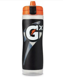Gatorade Gx Sport Water Bottle Refillable Hydration System Gym Sports Non Slip