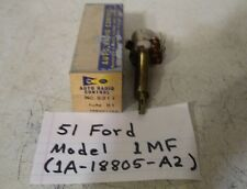51  1951  Ford car radio volume control NOS for model 1MF