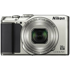 Nikon COOLPIX A900 20MP HD Digital Camera w/ 35x Optical Zoom & WiFi - Silver