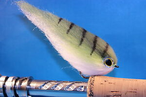 Pike / Predator Fly Tying Material, Livebait dubbing, Great for Baitfish flies !