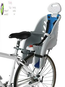 Schwinn Deluxe Bicycle Mounted Child Carrier/Bike Seat For Children, Toddlers, A