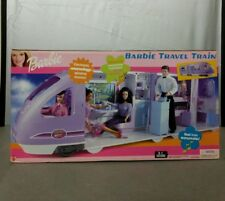 Barbie Travel Train Vehicle Playset NEW SEALED