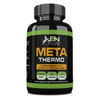 Meta Thermo - High Potency Multi Stage Fat Metaboliser - 60 capsules - metablack