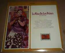 LA NINA DE LOS PEINES The Girl Of The Combs - Everest FS-256 SEALED