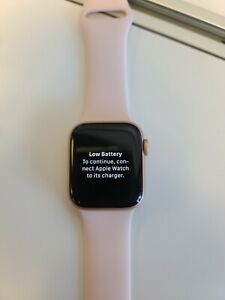 Apple Watch Series 5 40mm GPS Cellular Rose Gold