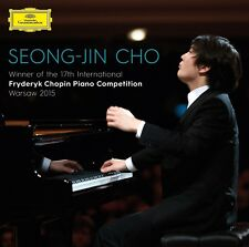 TBA - WINNER OF THE 17TH INT.CHOPIN PIANO COMPETITION  CD NEW+ CHOPIN,FREDERIC
