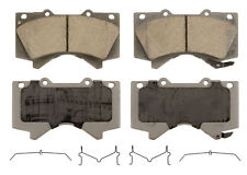 Advance QC1303 Disc Brake Pad - ThermoQuiet, Front