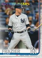 Clint Frazier 2019 Topps Series 2 Future Stars Insert #412 New York Yankees