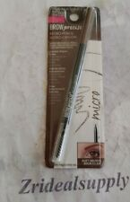 Maybelline Brow Precise Micro Pencil & Brush Soft Brown 255 SEALED