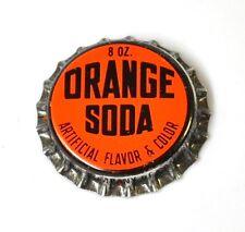 Orange Soda Kronkorken USA Bottle caps