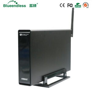 Blueendless SATA zu USB 3.0 Externes Caddy Nas WiFi Repeater Festplattengehäuse