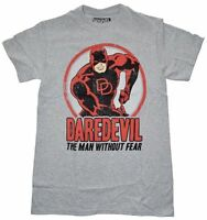 Marvel Mens Daredevil The Man Without Fear No Fear Shirt NWT S, M, L, XL, 2XL
