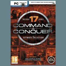 Command and Conquer The Ultimate Collection PC CD Key EA Origin key worldwide
