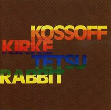 KOSSOFF KIRKE TETSU RABBIT   (S.T)  CD ALBUM NEW ups