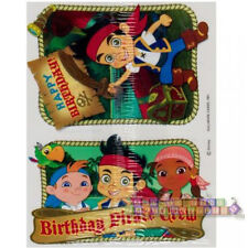 JAKE and the NEVER LAND PIRATES MOVEABLE DECORATIONS ~Birthday Party Supplies