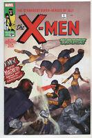Uncanny X-Men 1 Marvel 2019 NM Facsimile Gerald Parel Homage Variant
