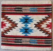 Wool Pillow Cover HIMayPC-54 Hand Woven Southwest Southwestern 18X18