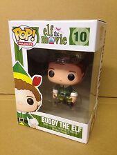 FUNKO POP! Elf The Movie BUDDY THE ELF #10 Vinyl Figure *Brand New* RARE