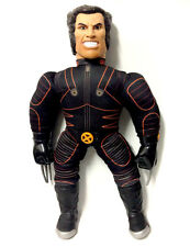 "Marvel Comics X Men Wolverine 18 ""Juguete Suave Felpa Wolverine Con Garras Raro"