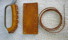 LEATHER RIFLE EXTRA LONG LEVER COVER WRAP cowboy(BUY 2 GET 1 FREE)