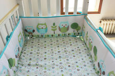 NEW Baby Crib Cot Bumper Set/ Padded Full Surround /Cotton/ For standard cot