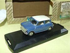 AUSTIN MINI 1000 MK2 1967 VITESSE L044A état moyen, voir photos