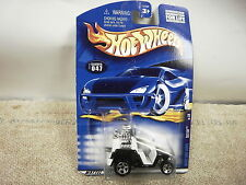 L37 MATTEL HOT WHEELS 26050 TEE'D OFF SECRET CODE SERIES NO. 3/4 NEW ON CARD