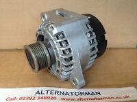 ALTERNATOR Saab 9-3 93 9-5 95 1.9 TiD TTiD Diesel A19 Z19 YS3F 130 AMP DENSO