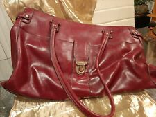 Liz Claiborne Ladies Leather Laptop Case Shoulder Bag  Purse Handbag