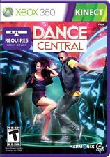Dance Central XBOX 360 KINECT NEW! LADY GAGA, SNOOP, PHARRELL, JUST FAMILY FUN!