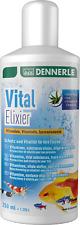 Dennerle Vital Elixier 250ml Spurenelemente Vitamine für Zierfische  DE30563