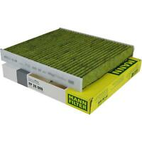 MANN-FILTER Biofunctional Pollenfilter Innenraumfilter für Allergiker FP 26 009