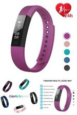 Fitness Activity Tracker Watch Fitbit Heart Rate Monitor Pedometer Android IOS S