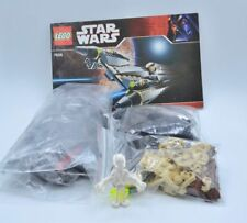LEGO Set 7656 Star Wars General Grievous Starfighter mit BA set with instruction