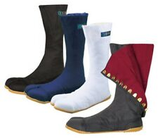 "Japanese Tabi Boots Ninja Shoes Marugo ""ProGuard Mannen 12"" Blue 27cm"