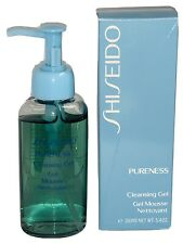 SHISEIDO PURENESS Cleansing Gel Normal Comb Skin 5.4 Oz