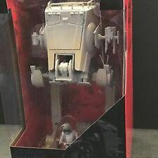 Star Wars ROTJ Black Series Imperial AT-ST Walker & Pilot Endor Rogue One Sealed