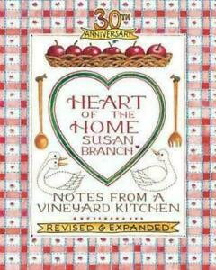 Heart of the Home by Susan Branch (author)