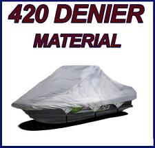 420 DENIER Yamaha GP 760 GP800 GP760 Jet Ski PWC Trailerable Cover Gray
