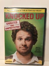 Knocked Up Unrated  and Unprotected Widescreen Edition NEW