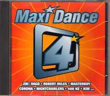 Compilation - Maxi Dance 4 - CD - 1996 - Eurodance Panic Airplay Records France