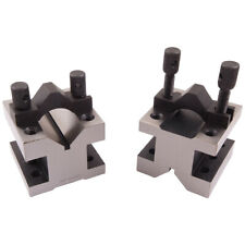 716 Capacity Precision V Block Amp Clamp Set 1 38l X 1 38w X 1 316h3402 0001
