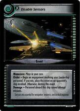 Star Trek CCG 2E Energize Disable Sensors 2R41