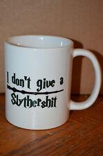 Harry Potter Coffee Mug Funny Rude Saying Slytherin 11oz ceramic coffee mug