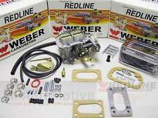 Weber Carb Conversion fits Nissan Pickup 83-85-1/2 Z24  - Electric Choke Weber