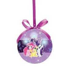 MY LITTLE PONY - FRIENDSHIP MAGIC LED CHRISTMAS BALL ORNAMENT - BRAND NEW 42392