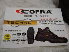 COFRA Cregan Zapatilla Seguridad S3 SRC
